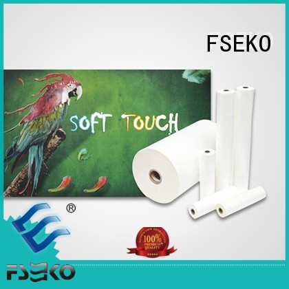 lamination film soft touch lamination suppliers touch FSEKO