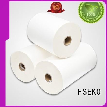 FSEKO Brand bg bopp thermal lamination film sale factory