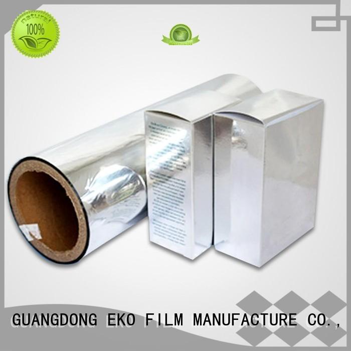 metallised pet film metalized lamination FSEKO Brand