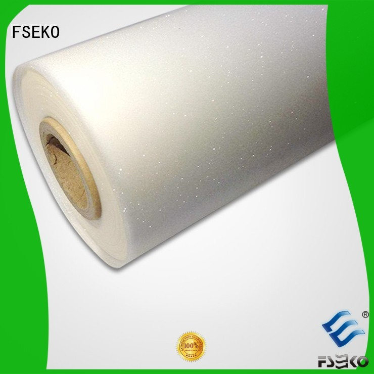 decoration pgm film embossed plastic sheet FSEKO Brand