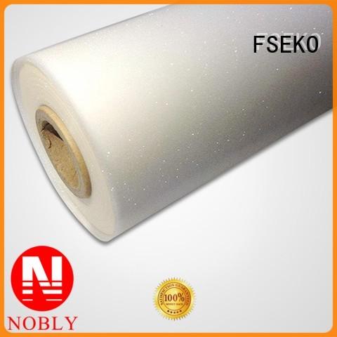 price plm arrival thermal FSEKO Brand embossing film supplier