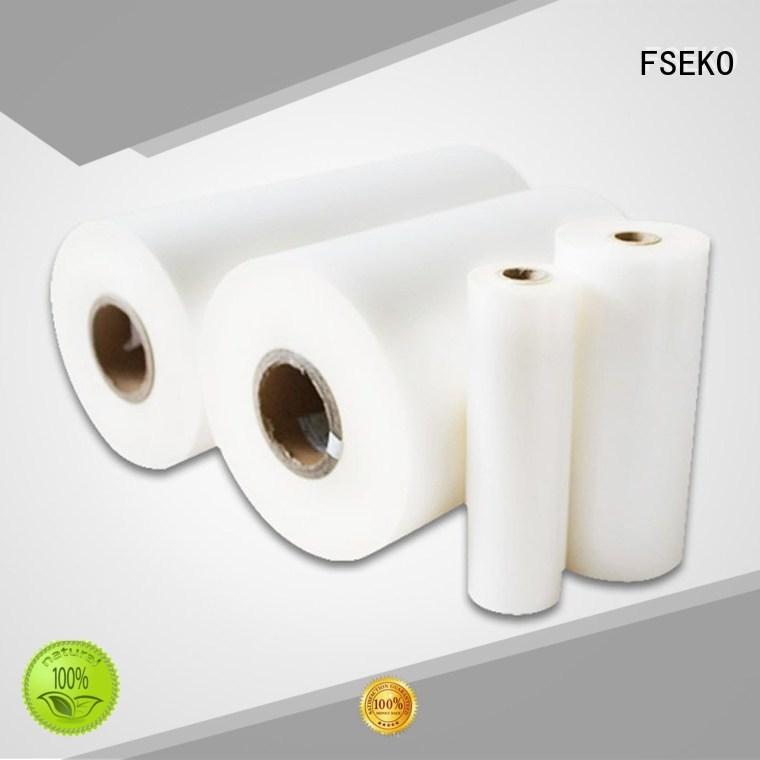 Custom bm bopp thermal lamination film lamination FSEKO
