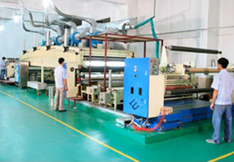lamination leather thermal FSEKO Brand embossed plastic sheet factory