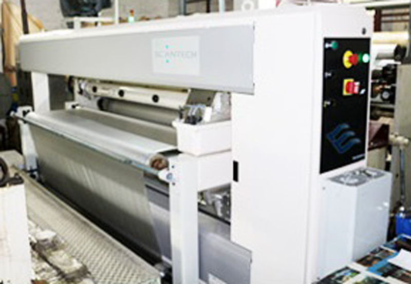 Hot film metallised pet film lamination FSEKO Brand