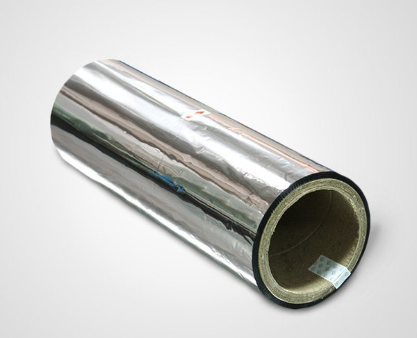 PET metalized thermal lamination film