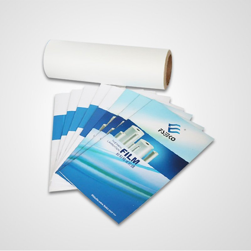 HOT SALE SOFT TOUCH THERMAL LAMINATION ROLL FILM BVM