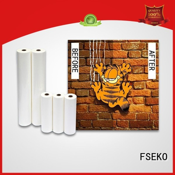 FSEKO Brand price proof laminating film price resistant supplier