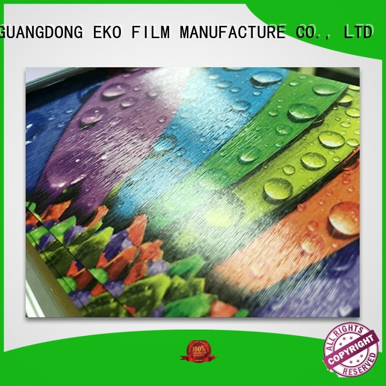arrival film embossing film decoration FSEKO Brand company