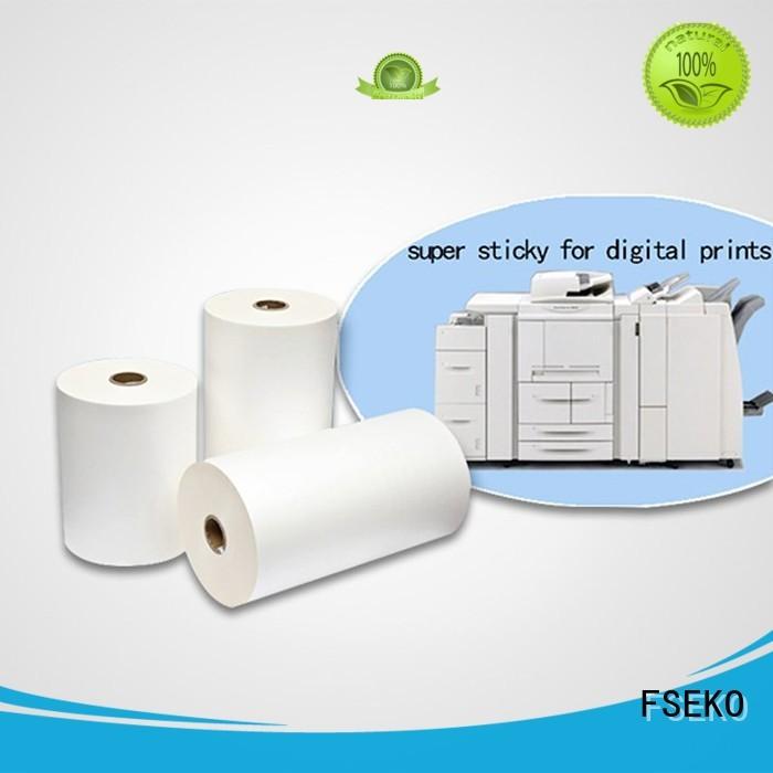 bonding dbg film FSEKO Brand super stick laminating film supplier