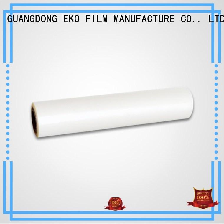 matte glossy pet FSEKO Brand pet film roll manufacture