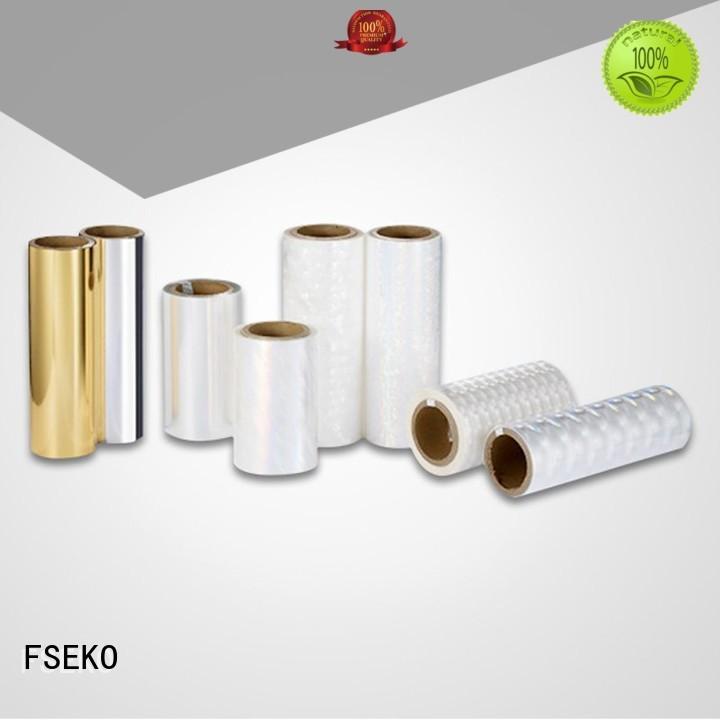 Hot hot hot foil stamping supplies digital FSEKO Brand