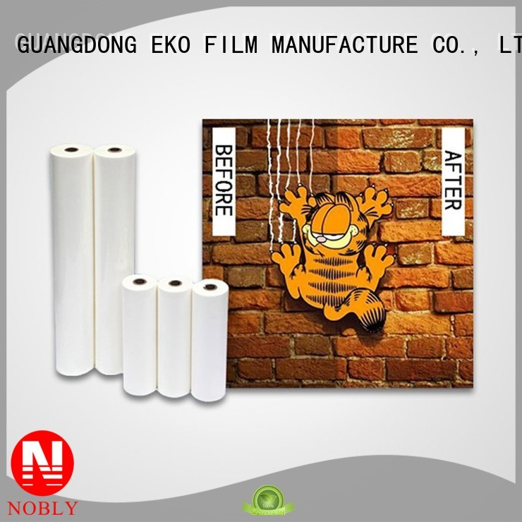 FSEKO Brand antiscratch anti resistant laminating film price