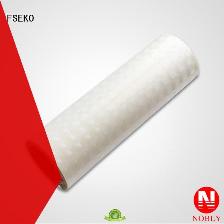 hologram film manufacturers print sheet FSEKO Brand company
