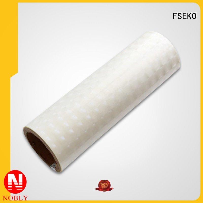 FSEKO Brand bh1 film print holographic films manufacturers manufacture