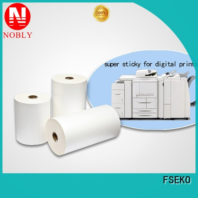 Hot super stick laminating film bonding FSEKO Brand