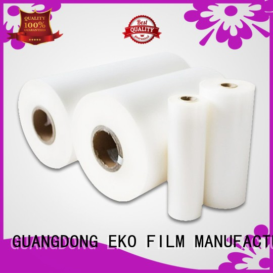 Hot bopp bopp thermal lamination film print thermal FSEKO Brand