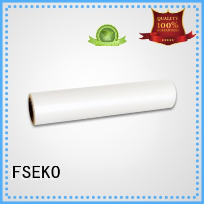 sheet price pet thermal lamination film matte FSEKO Brand