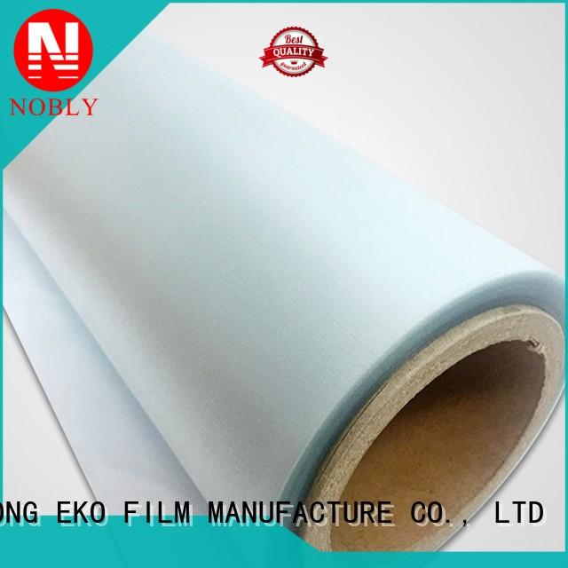 Custom pem linen embossing film FSEKO film