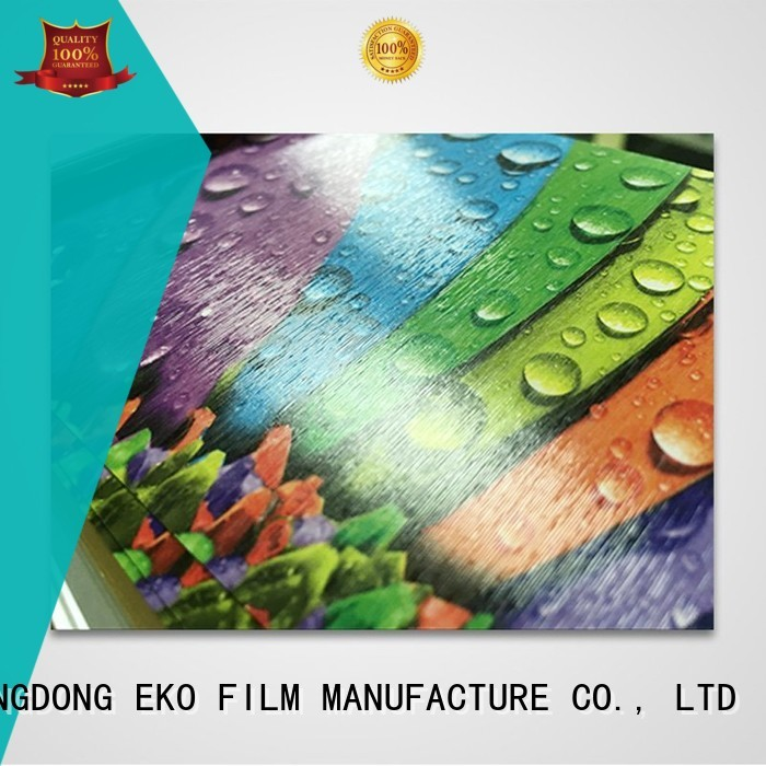 embossed plastic sheet hairline low FSEKO Brand