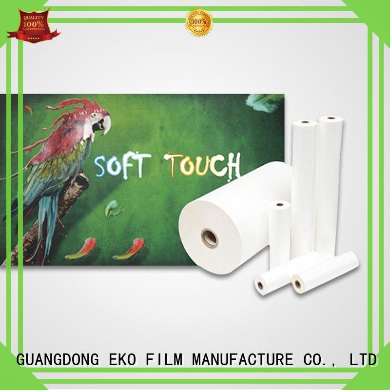 glossy lamination film bvm lamination supplier FSEKO Brand