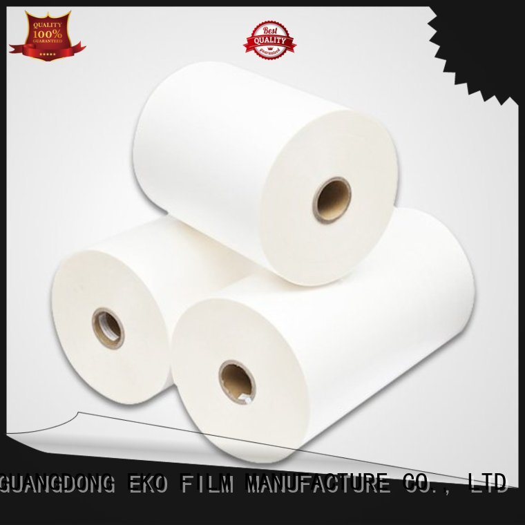 bopp film manufacturers film FSEKO Brand bopp thermal lamination film