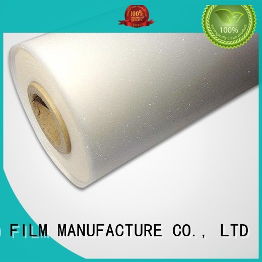 decoration pem embossing film FSEKO Brand embossing film supplier