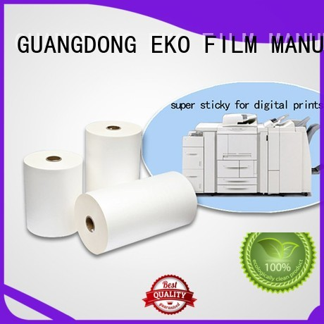 matte super lamination super stick laminating film bonding FSEKO Brand