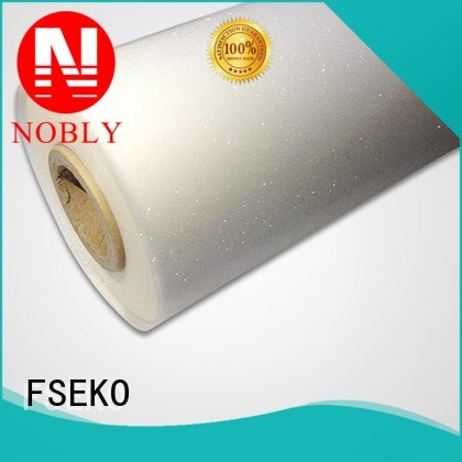 phm pem decoration FSEKO Brand embossed plastic sheet manufacture