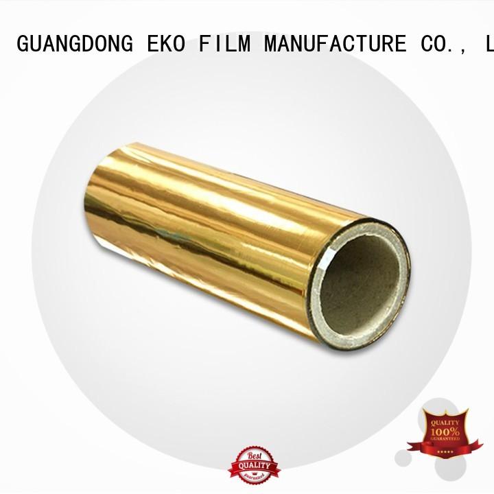 pet pds most FSEKO Brand metalized film manufacturer