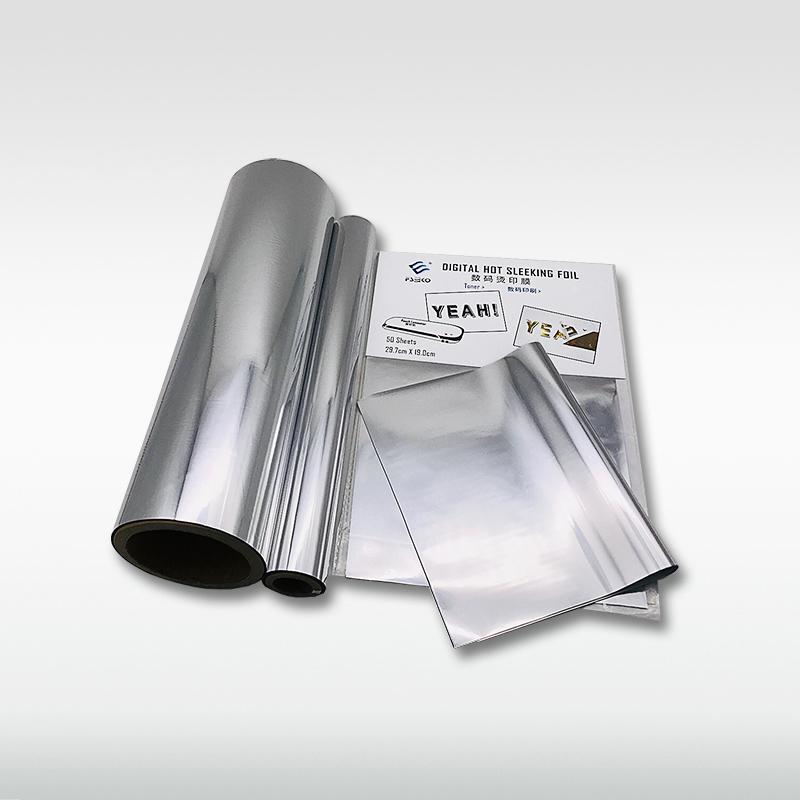 EKO Digital hot sleeking film: Silver